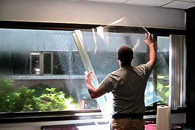 Commercial Window Tinting - South Bend, Indiana